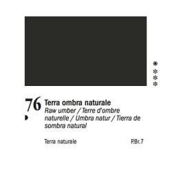 76 - Ferrario Olio Van Dyck Terra d'ombra naturale - tubo 60ml