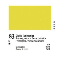 83 - Ferrario Olio Van Dyck Giallo primario - tubo 60ml