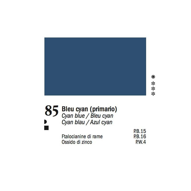 85 - Ferrario Olio Van Dyck Blu primario cyan