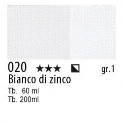 020 - Maimeri Brera Acrylic Bianco di zinco