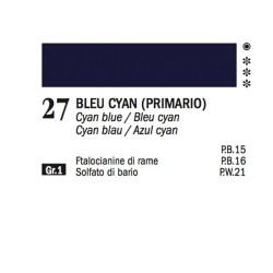 27 - Ferrario Olio Alkyd Blu cyan