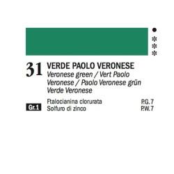 31 - Ferrario Olio Alkyd Verde Paolo Veronese