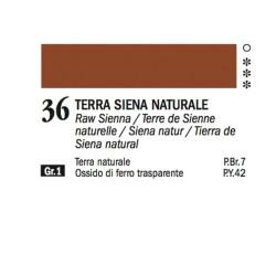 36 - Ferrario Olio Alkyd Terra di Siena naturale