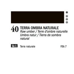 40 - Ferrario Olio Alkyd Terra d'ombra naturale