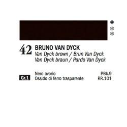 42 - Ferrario Olio Alkyd Bruno Van Dyck