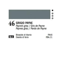 46 - Ferrario Olio Alkyd Grigio di Payne