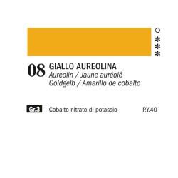 08 - Ferrario Olio Alkyd Giallo aureolina