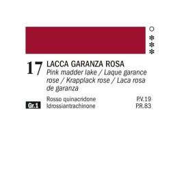 17 - Ferrario Olio Alkyd Lacca garanza rosa