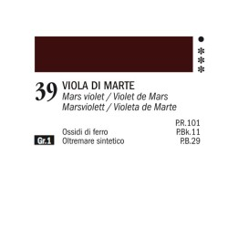 39 - Ferrario Olio Alkyd Viola di Marte