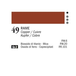 49 - Ferrario Olio Alkyd Rame