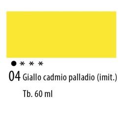 04 - Ferrario Olio Idroil Giallo di cadmio limone