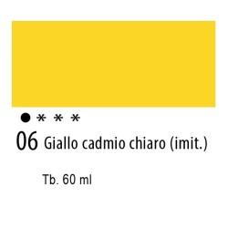 06 - Ferrario Olio Idroil Giallo di cadmio chiaro