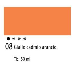 08 - Ferrario Olio Idroil Giallo di cadmio arancio