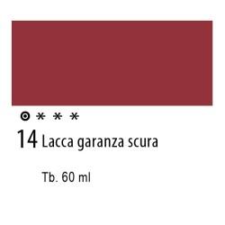 14 - Ferrario Olio Idroil Lacca di garanza scura