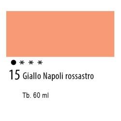 15 - Ferrario Olio Idroil Giallo di Napoli rossastro