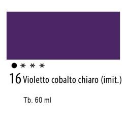 16 - Ferrario Olio Idroil Violetto di cobalto chiaro