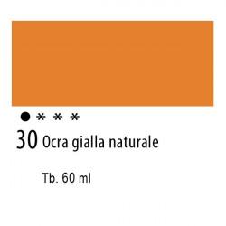 30 - Ferrario Olio Idroil Ocra gialla naturale