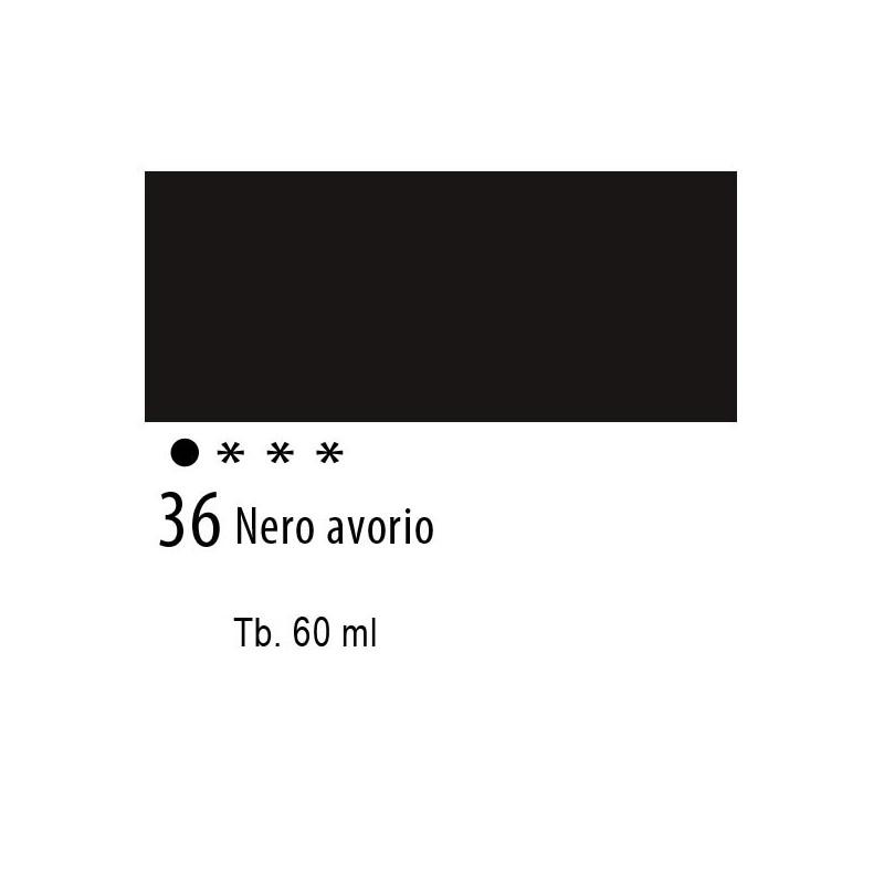 36 - Ferrario Olio Idroil Nero avorio