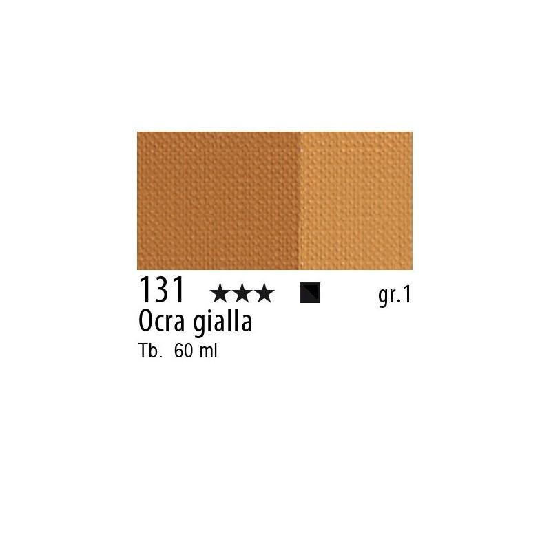 131 - Maimeri Brera Acrylic Ocra gialla