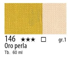 146 - Maimeri Brera Acrylic Oro perla