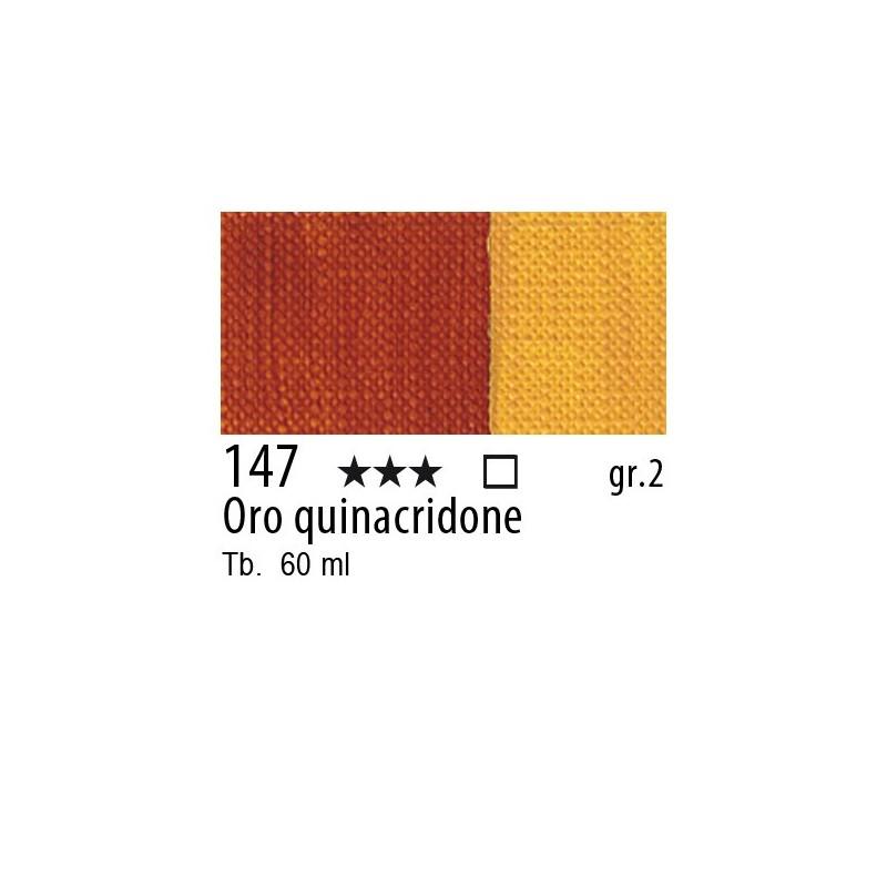 147 - Maimeri Brera Acrylic Oro quinacridone