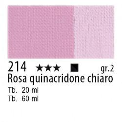 214 - Maimeri Olio Classico Rosa quinacridone chiaro