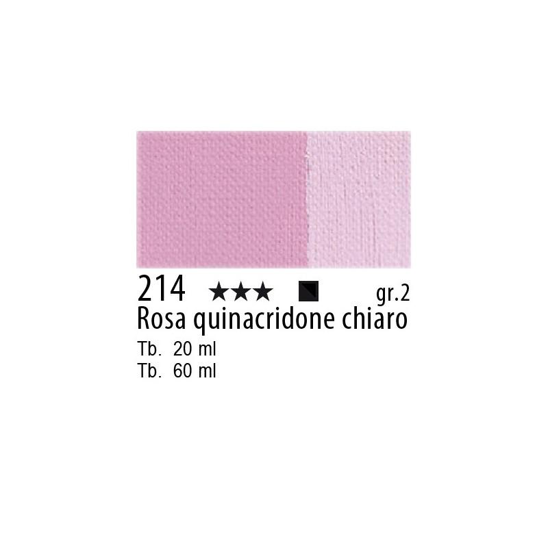 Maimeri Olio Classico Rosa quinacridone chiaro