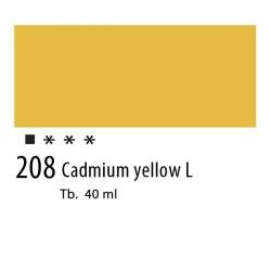 208 - Olio Van Gogh Giallo di cadmio chiaro