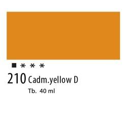 210 - Olio Van Gogh Giallo di cadmio scuro