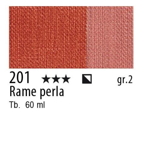 201 - Maimeri Brera Acrylic Rame perla
