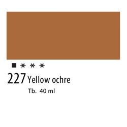 227 - Olio Van Gogh Giallo ocra