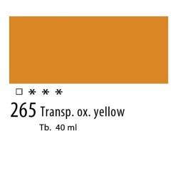 265 - Olio Van Gogh Giallo ossido trasparente