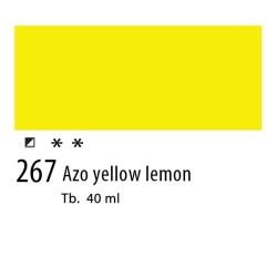 267 - Olio Van Gogh Giallo limone azoico