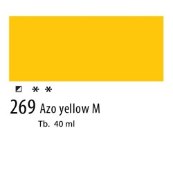 269 - Olio Van Gogh Giallo azoico medio