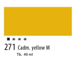 271 - Olio Van Gogh Giallo di cadmio medio