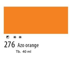 276 - Olio Van Gogh Arancio azoico