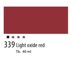 339 - Olio Van Gogh Rosso inglese