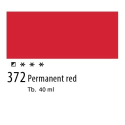 372 - Olio Van Gogh Rosso permanente