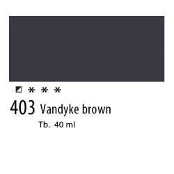 403 - Olio Van Gogh Bruno Van Dyck