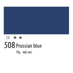 508 - Olio Van Gogh Blu di Prussia
