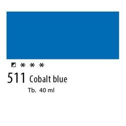 511 - Olio Van Gogh Blu di cobalto