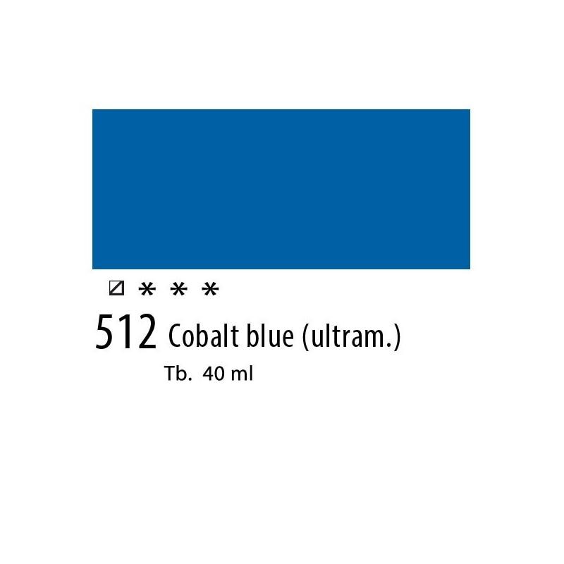512 - Olio Van Gogh Blu di cobalto oltremare