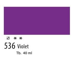 536 - Olio Van Gogh Violetto