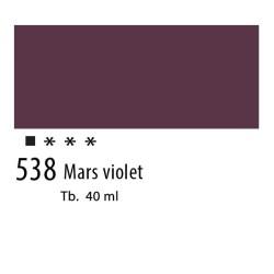 538 - Olio Van Gogh Violetto di Marte