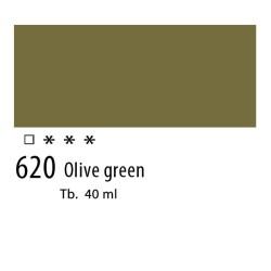 620 - Olio Van Gogh Verde oliva