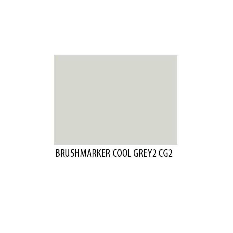Brushmarker Cool Grey 2 CG2