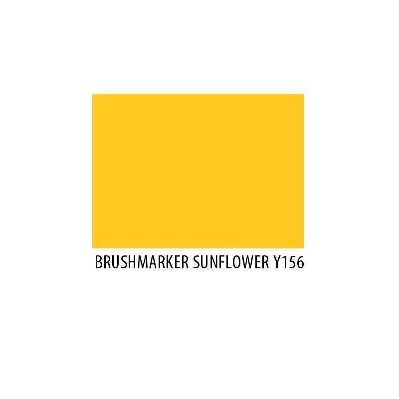 Brushmarker Sunflower Y156