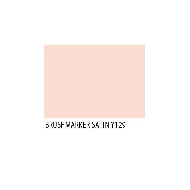 Brushmarker Satin Y129