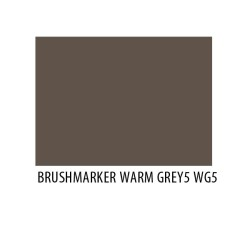 Brushmarker Warm Grey 5 WG5
