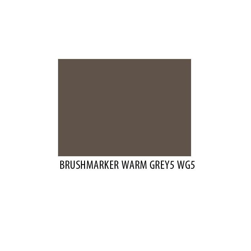 Brushmarker Warm Grey 5 WG5